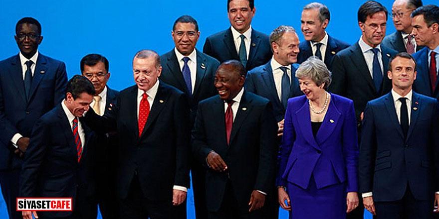 Erdoğan'ın özel isteği G-20'ye damga vurdu