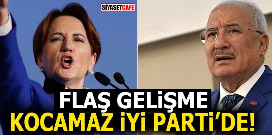 Burhanettin Kocamaz İYİ Parti'de! FLAŞ GELİŞME