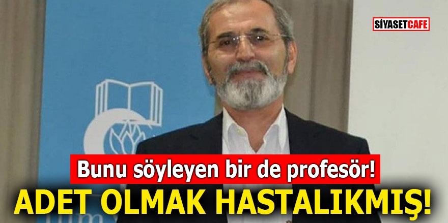 Prof. Dr. İbrahim Emiroğlu: 'Kızlar tesettüre girsinler, edepli olsunlar'