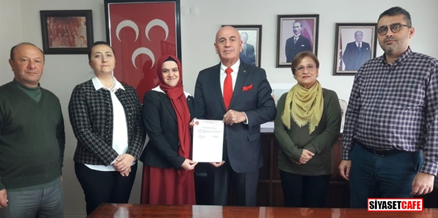 MHP'den Buldan'a kadın başkan