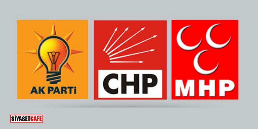 CHP'li vekilden MHP ve Ak Parti'ye sürpriz ziyaret