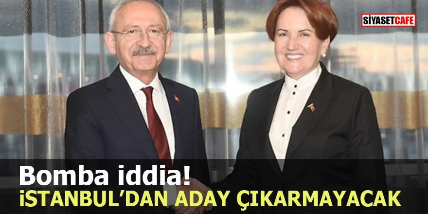 Bomba İddia! İstanbul'dan aday çıkarmayacak