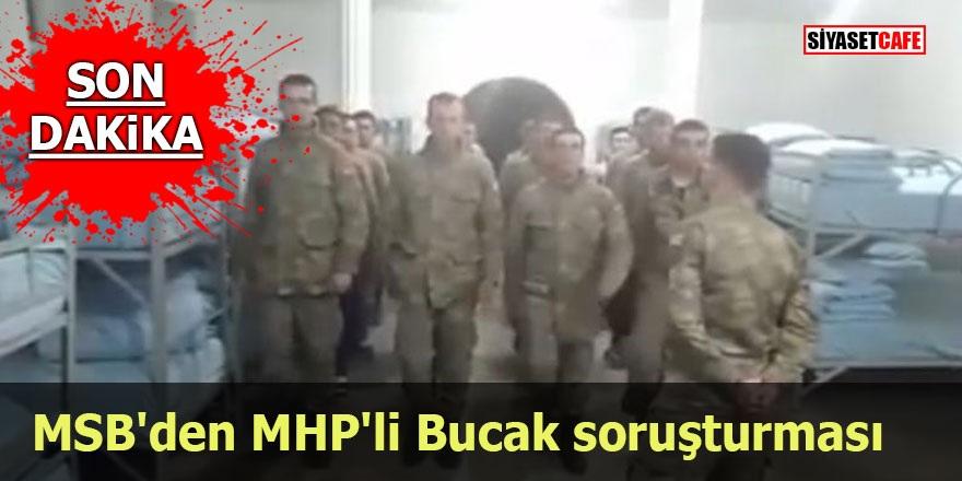 Milli Savunma Bakanlığı'ndan o videoya ilişkin soruşturma!