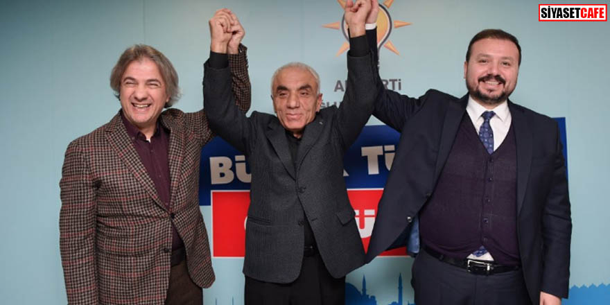 CHP'den istifa eden Zabit Akbaş, AK Parti saflarına katıldı