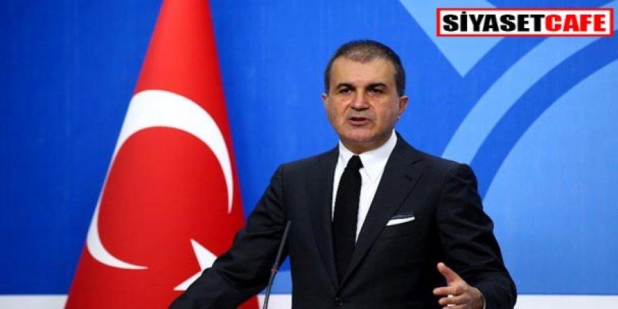 Ömer Çelik: 'Erdoğan ve Bahçeli yarın görüşecek'