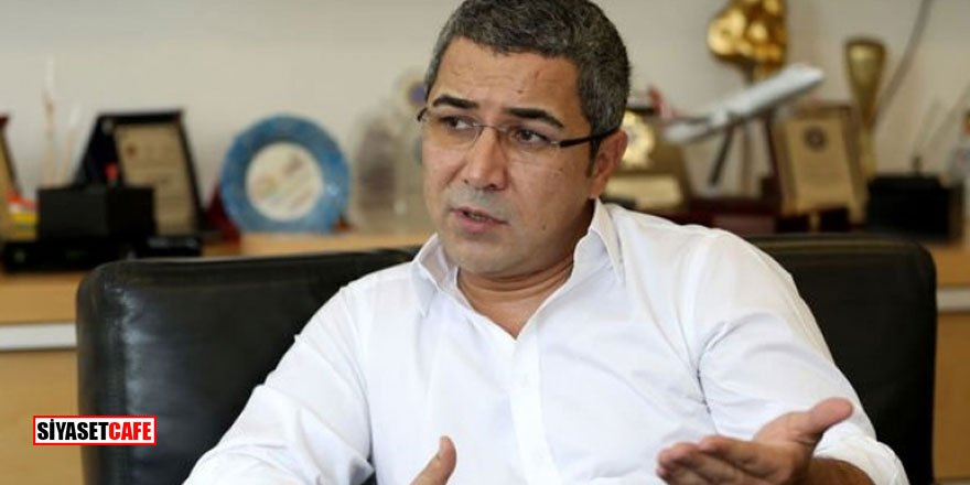 Gazeteci Veyis Ateş gözaltına alındı