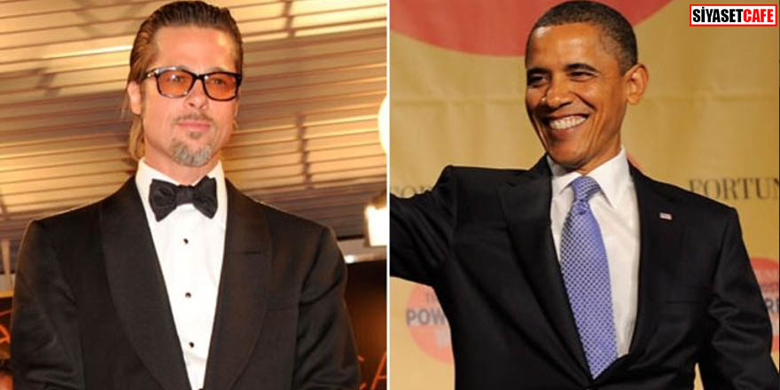 Brad Pitt ve Barack Obama akraba çıktı