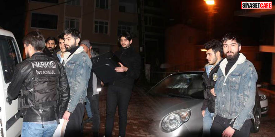 Deep Turkish Web kanalı sahiplerine uyuşturucu gözaltısı!