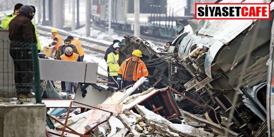Ankara YHT kazasında şok ifade!