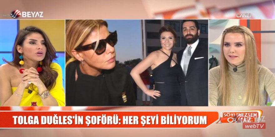 Tolga Duğles'in özel şöförü yasak aşkı doğruladı..