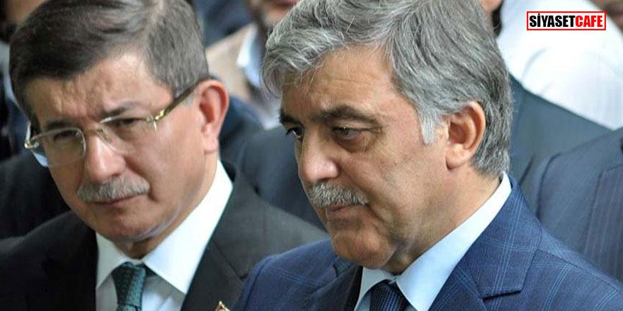 Mahkemeden Abdullah Gül ve Davutoğlu'na kötü haber