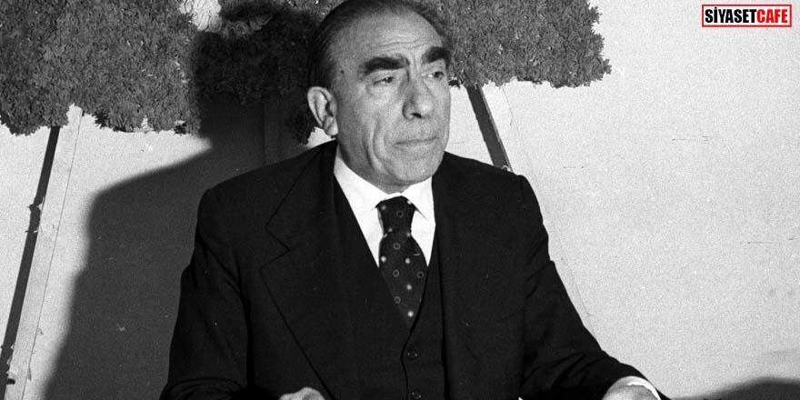 Unutulmayan siyasetçi Alparslan Türkeş ve Özlü Sözleri