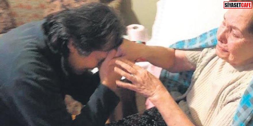 Adnan Oktar grubuna kaptırdığı oğluna 30 yıl sonra kavuştu