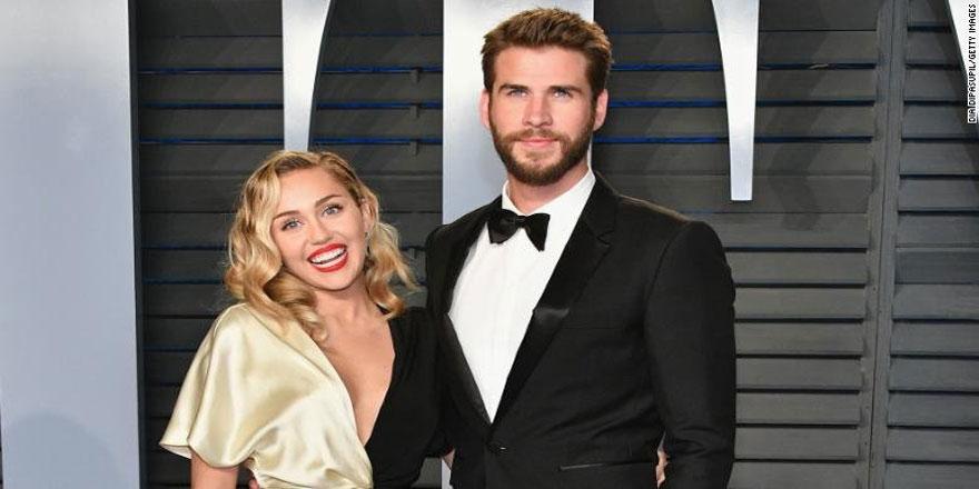 O artık Miley Cyrus Hemsworth