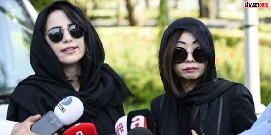 Naim Süleymanoğlu'nun kızları, Japon kardeşlerini kabullendi