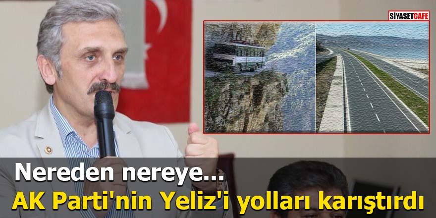 AK Parti'nin Yeliz'i yolları karıştırdı Nereden nereye...