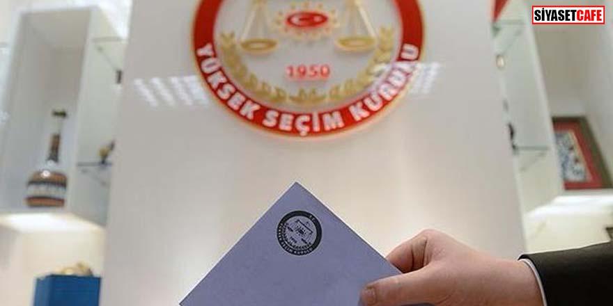 YSK'dan flaş cezaevi kararı: Oy kullanamayacaklar