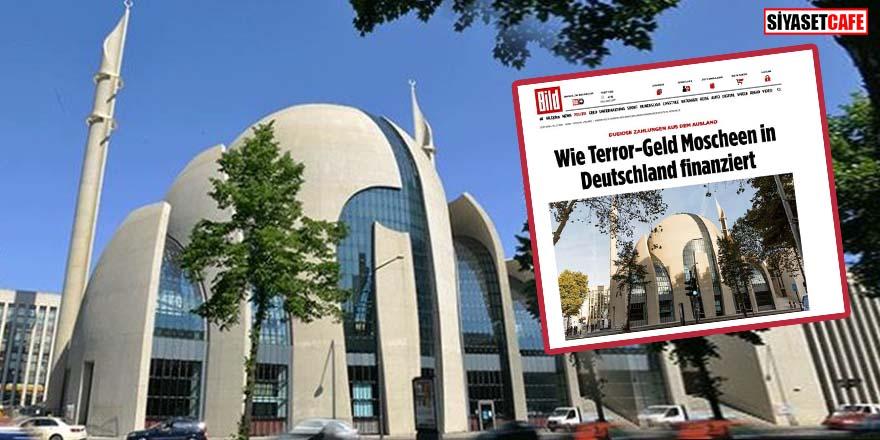 Alman Bild gazetesinden skandal cami haberi