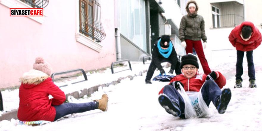 Kar tatili haberleri peş peşe geliyor