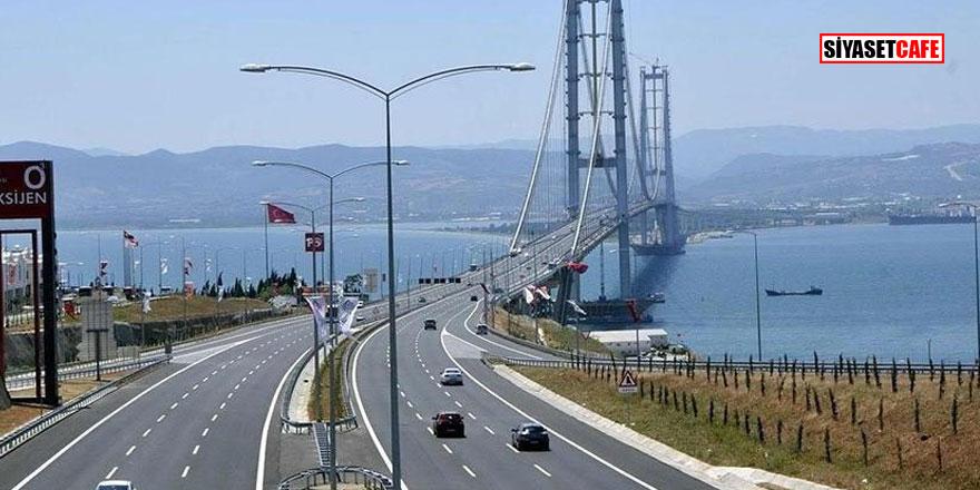 Osmangazi Köprüsü geçiş ücretine büyük zam