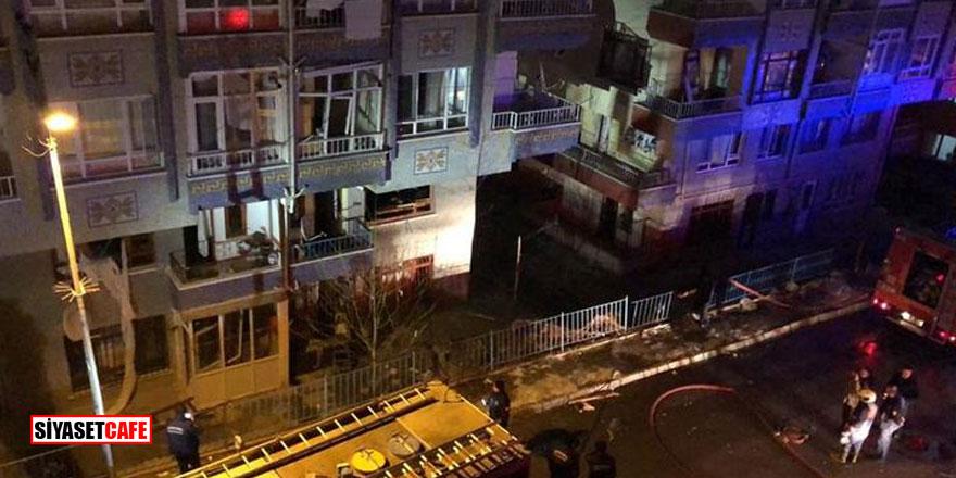 Ankara Valiliği'nden flaş patlama açıklaması