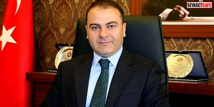 Görevden alınan Kaymakam Mehmet Şirin Yaşar açığa alındı
