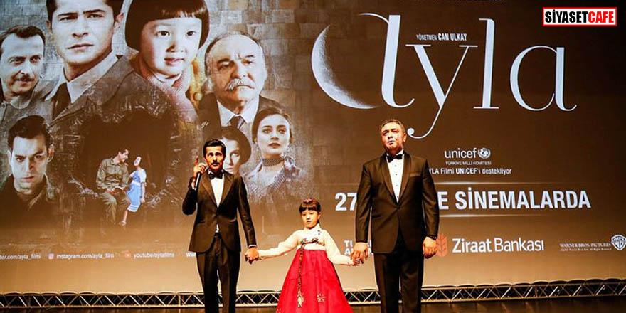 Ayla'nın yapımcısı: Vatanıma hakaret etseydim Oscar'ı vereceklerdi