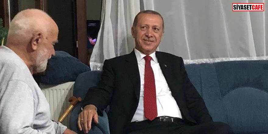 Cumhurbaşkanı Erdoğan'ın acı günü! Vefat etti