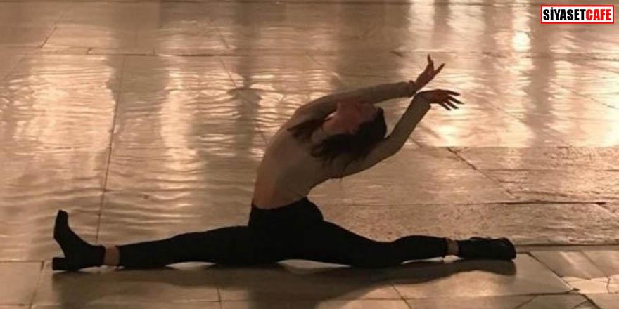 Ayasofya'da dans'a inceleme başlatıldı