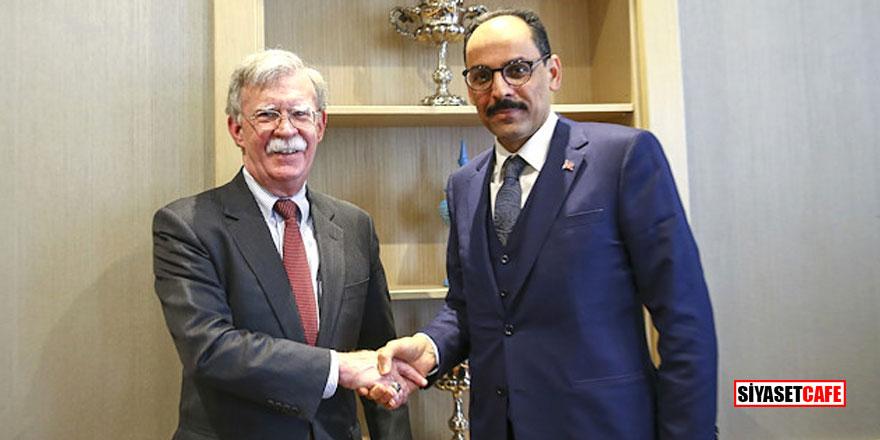Erdoğan Bolton'un talebini kabul etmedi