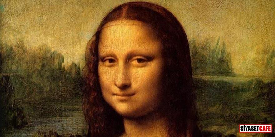 Mona Lisa'nın sırrı çözüldü Bakın Mona Lisa neden gülüyormuş?