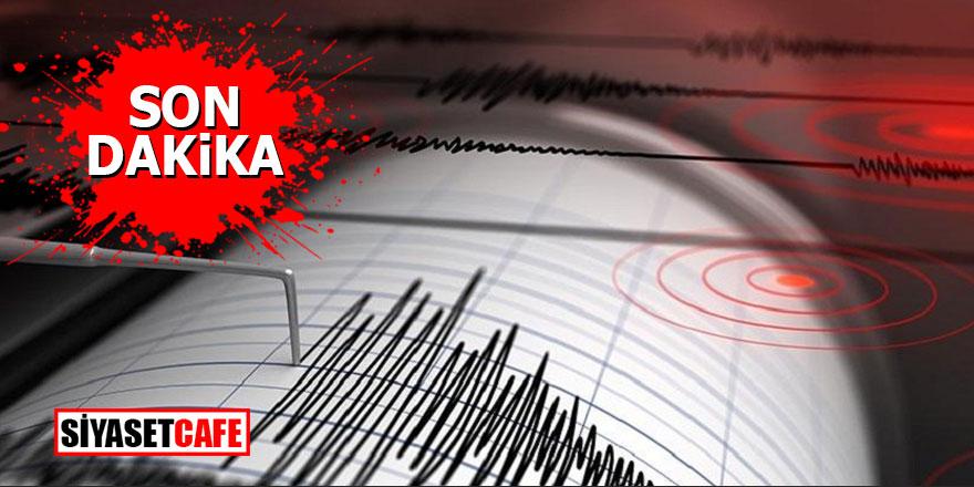 Muğla'da bir büyük deprem daha