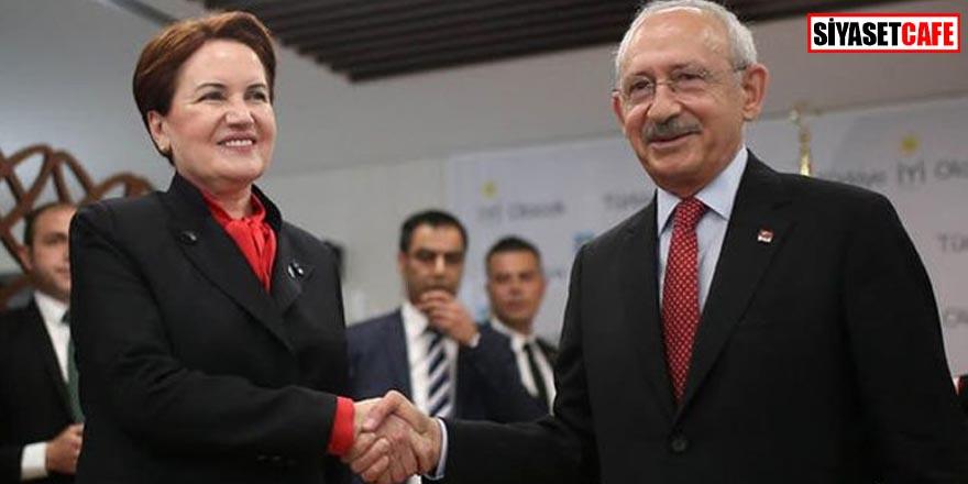 CHP'de tarih belli oldu İYİ Parti ile mutabakat tamam