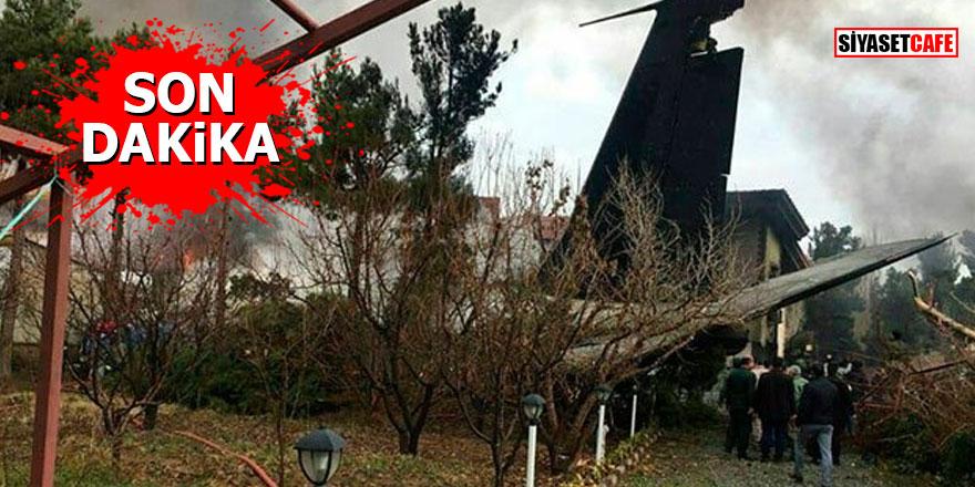 Kargo uçağı düştü 10 kişi hayatını kaybetti