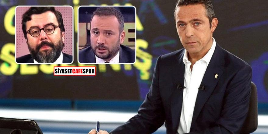 Ali Koç ifşa etti Ertem Şener'den yanıt gecikmedi