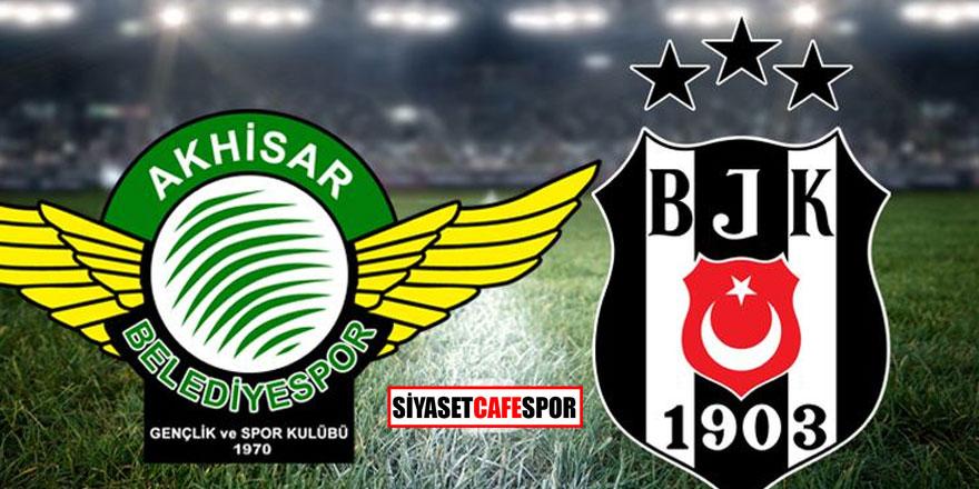 Akhisarspor – Beşiktaş maçında kural ihlali: Hükmen mağlup sayılacak