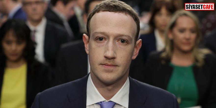 Zuckerberg'e kötü haber Facebook'a tarihi ceza geliyor