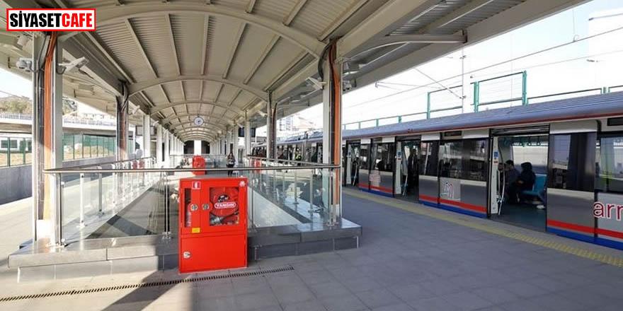 Marmaray Ayrılık Çeşmesi istasyonu kapatıldı