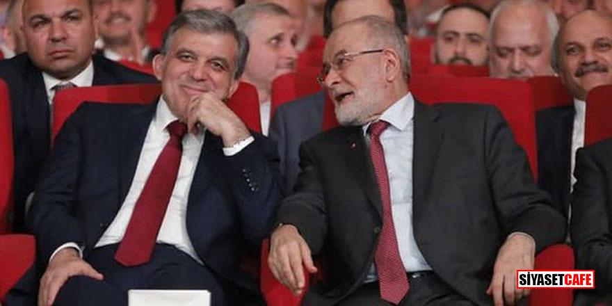 Karamollaoğlu sessizliğini bozdu: Gül'e sitem etti