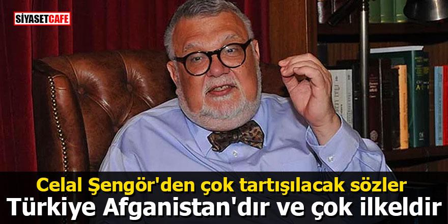 Celal Şengör'den çok tartışılacak sözler: Türkiye Afganistan'dır ve çok ilkeldir