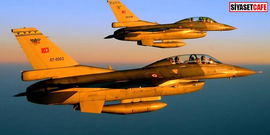 Kuzey Irak'a hava harekatı Çok sayıda terörist öldürüldü