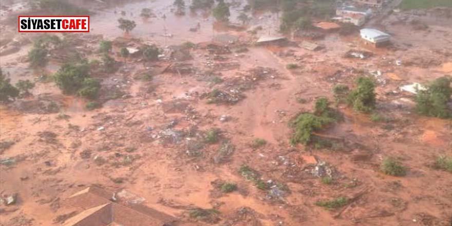 Baraj çöktü: Çok sayıda kayıp var
