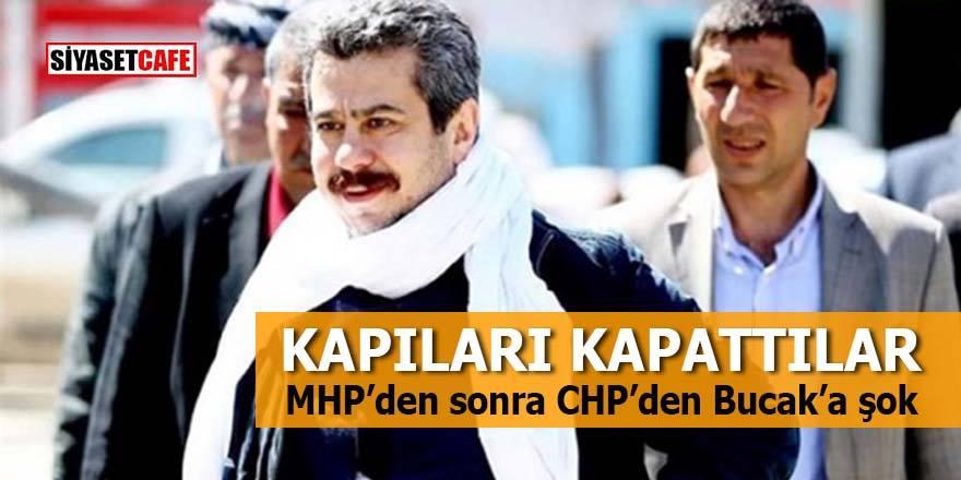 CHP'de Fatih Bucak şoku Kapıları kapattılar