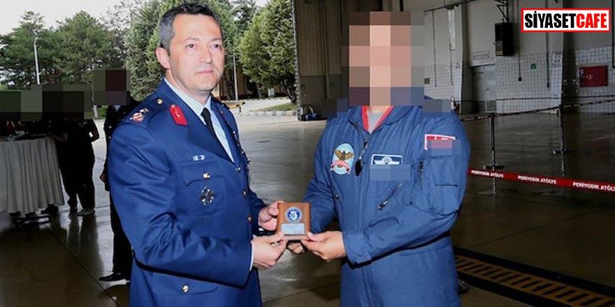 General FETÖ'den tutuklandı