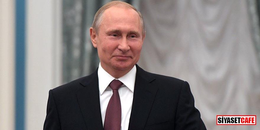 Putin'den tarihi adım Türklere vizeyi kaldırdı