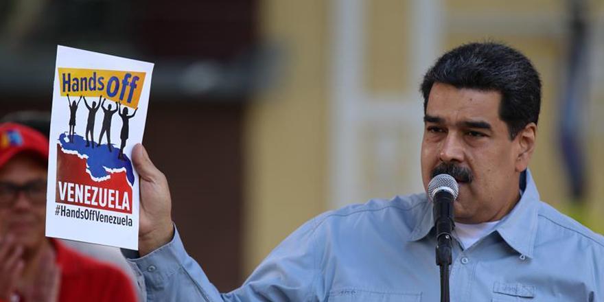 """Maduro'dan ABD'ye açık mektup: """"Vietnam'da olduğu gibi…"""""""