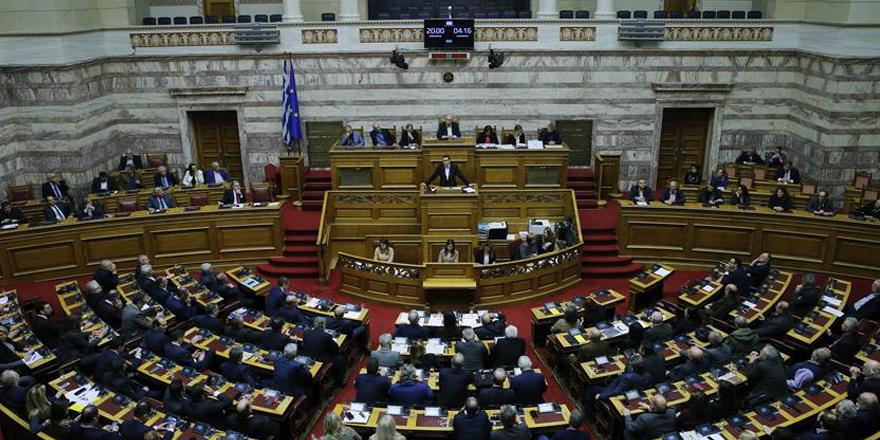Yunanistan Meclisi, Makedonya'nın NATO'ya üyeliğini onayladı