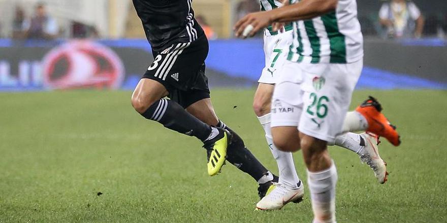 Beşiktaş Bursaspor skor kaç kaç (CANLI)