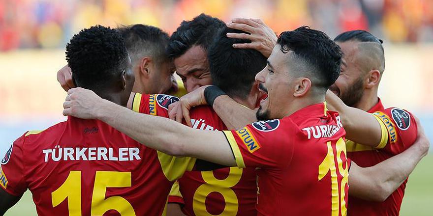 Göztepe, Alanyaspor'u 3 golle geçti