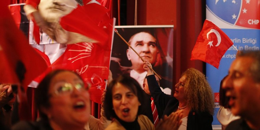 CHP'de ne kadar Milliyetçi ve Muhafazakar var? İkinci partisi hangisi?